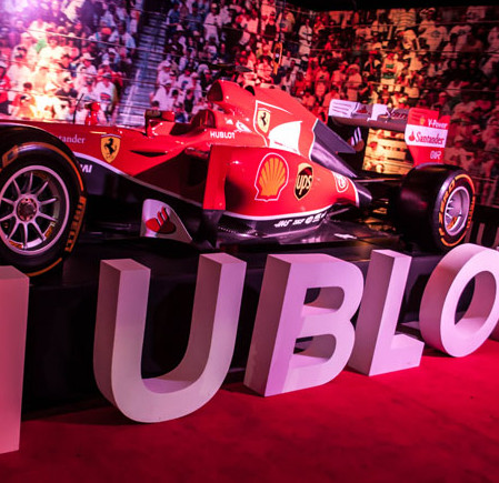 HUBLOT F1